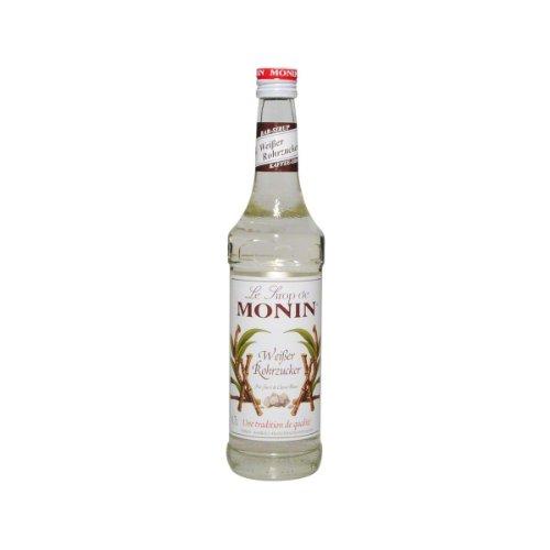MONIN Le Sirup de MONIN weißer Rohrzucker - 1 x 700 ml