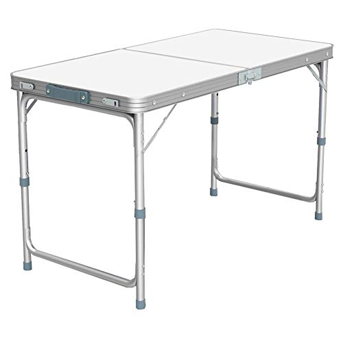 Nestling® 1,2 m 4ft - cucina da campeggio portatile indoor outdoor garden party holiday picnic bbq lavoro top tavolo (1.2m)