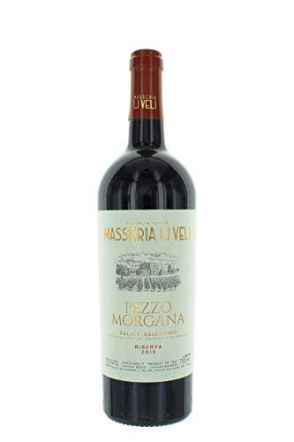 Pezzo Morgana Li Veli Cl 75 Salice Salentino Doc Riserva