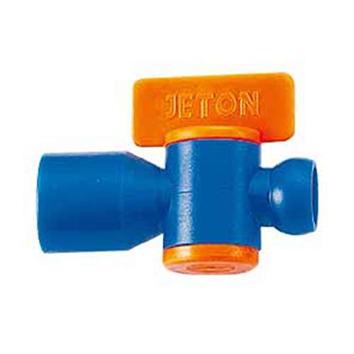 "JETON 1/4"" Kühlmittelschlauch, Ventil mit Innengewinde 1/4""- Gelenkschlauch, Kühlmittelgelenkschlauch (Gewindeanschluss NPT)"