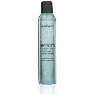 Curl Hold Spray (Babyliss Pro Curl Defining Spray 281ml)
