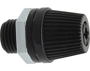 Donau Elektronik KAZU1 - Ojal de Alivio de tensión (Madera), Color Negro