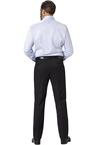 Bäumler -  Pantaloni da abito  - Uomo blu navy