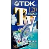 TDK Videocass VHS TV 120 Minuti T14561