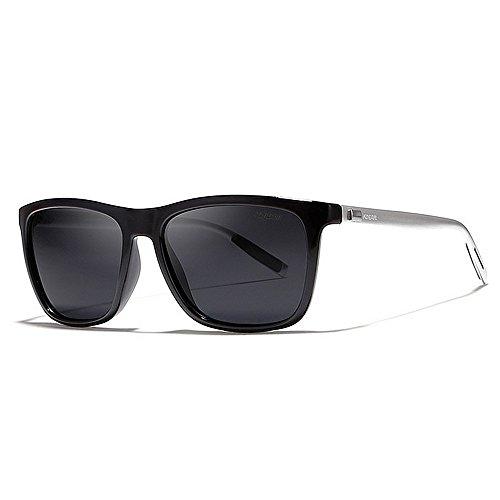 Peggy Gu Radfahren Brille Sonnenbrille Aluminium- und Magnesium polarisierte Sport-Sonnenbrille der Männer für Das Fahren des radfahrenfischen-Baseball-Golfs Stilvolle und dauerhaften (Farbe : C1)