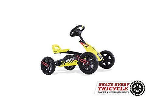Berg Buzzy Aero Coche de Pedales para niños de 2 a 5 años