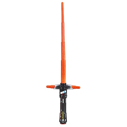 Star Wars The Last Jedi Blade Builders Kylo Ren Extendable Lightsabre(Without Light and Sound)