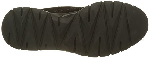 PAUL & JOE Rocky, Baskets Basses Homme Noir (Croute Velours Noir)