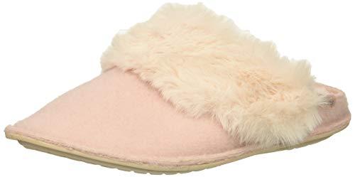 Crocs classic lxe slipper, pantofole unisex-adulto, rosa (rose dust 6od), 36/37 eu