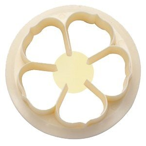 FMM Sugarcraft CUTROP75 5 Petal Rose, 75 mm (Petal Rose Cutter)