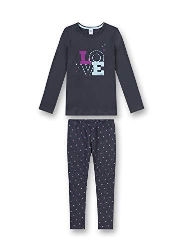 Sanetta Mädchen Pyjama Long Zwei...