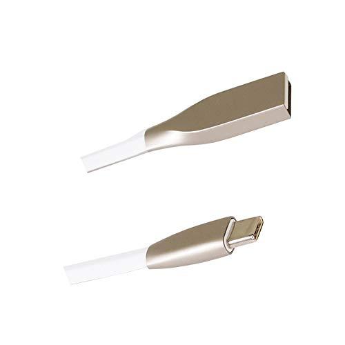 CEKATECH® Cavo USB Tipo C, connettore Ultra Resistente, da USB Tipo C a USB 3.0 Compatibile con Huawei Ascend G510, Ricarica Rapida, Caricatore USB C/Ricarica Rapida definitiva - 1 m / 3,3 Piedi