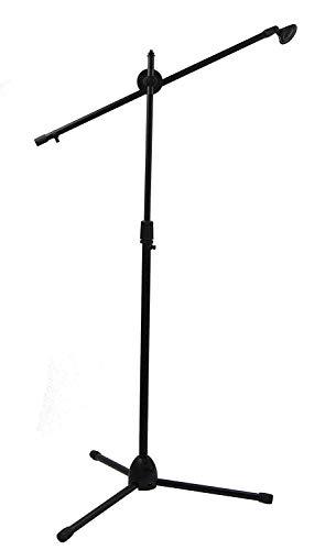 BUYMORE Soporte Microfono Jirafa Pie Micro