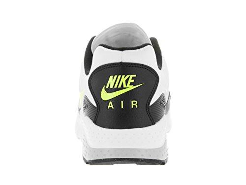 Nike Air Zoom Pegasus 92, Écharpe De Corsa Uomo Blanco (blanc / Volt-noir-blanc)