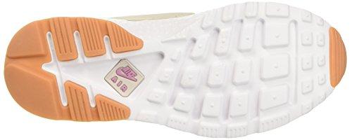 Nike Damen Air Huarache Run Ultra Laufschuhe Beige (osso Leggero / Orchidea / Gomma Gialla / Bianca)