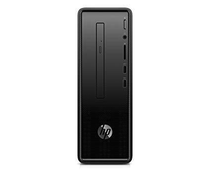HP Slimline Desktop - 290 - a0020in (Intel Celeron J4005/4GB DDR4/1TB 7200RPM/Windows 10 Home/802.11a/b/g/n/ac (1x1) and Bluetooth 4.2 Combo)