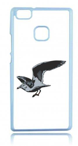 Smartphone Case Gabbiano vola Uccello rapace Uccelli Lago Uccello acquatico per Apple Iphone 4/4S, 5/5S, 5C, 6/6S, 7& Samsung Galaxy S4, S5, S6, S6Edge, S7, S7Edge Huawei HTC-Div