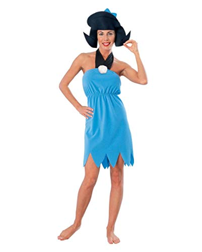 Kostüm Betty Flintstones Von - Horror-Shop The Flintstones Betty Geröllheimer Kostümkleid One Size