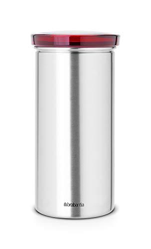 Brabantia Kaffeepaddose Matt Steel FPP Neu!! 476181