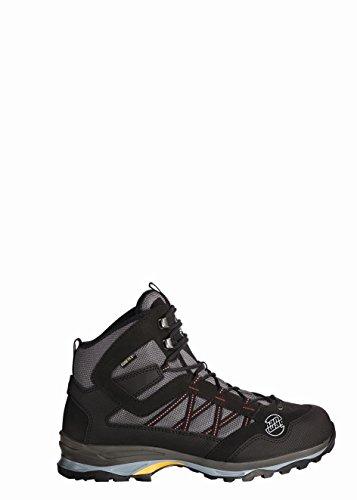 Hanwag Belorado Bunion Mid GTX W chaussures hiking Black - Schwarz