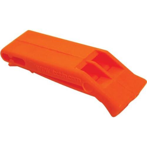Bushcraft BCB Distress Whistle – Orange