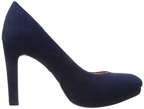 Buffalo David Bitton H748-1 P1804d, Escarpins femme Bleu (Navy)
