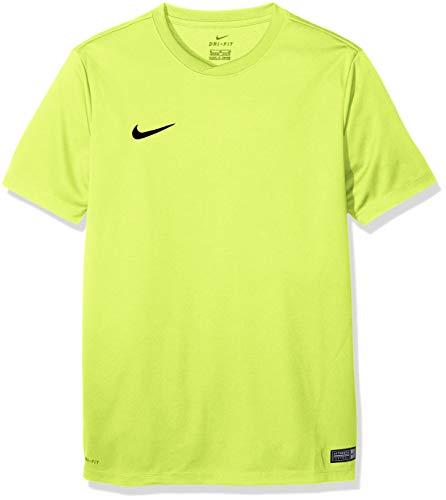 Nike - Park VI - Maillot - Mixte Enfant - Jaune (Volt/Black) - Taille: XS
