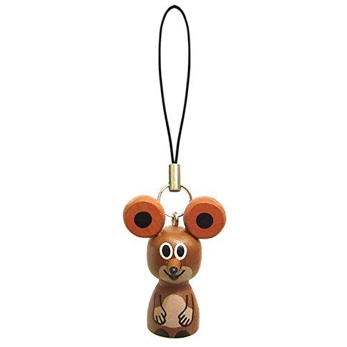 Detoa 12816 Mini porte-clés en forme de souris