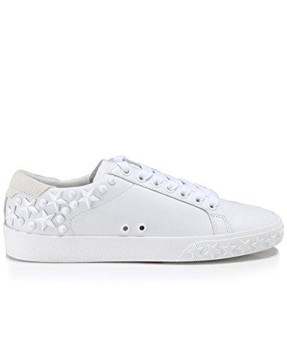 Calzado De Ceniza Scarpe Dazed Sneaker Bianco Donna White