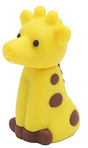 süsse Giraffe japanischer Radiergummi von Iwako