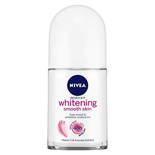 Nivea Whitening Smooth Skin Roll On, 50ml