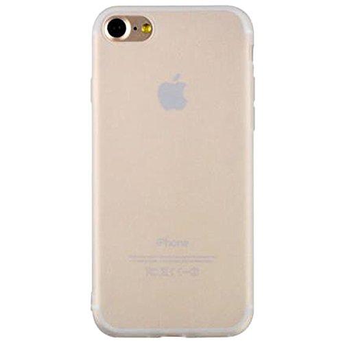 iphone 6/6s Plus Ultra-Dünn Matte Hülle + Gehärtetes Displayschutzfolie + Kordel Loch,SUNAVY 3-in-1 360-Grad Schutzhülle Weich Premium-TPU Handyhülle für Apple6/6s plus,5.5 zoll,Schwarz TransparentWeiß