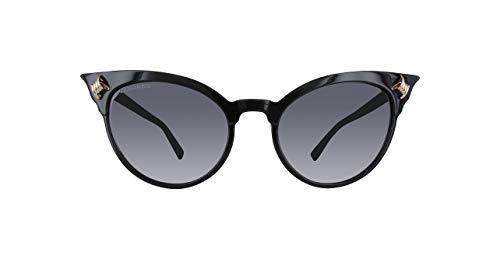Dsquared2 dq0239-01b-schwarz occhiali da sole, nero (schwarz), 53.0 donna