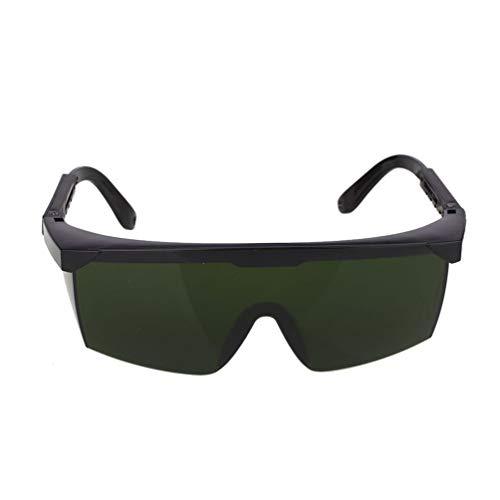 Laserschutzbrille Augenschutz für IPL/E-Licht Haarentfernung Schutzbrille Universal Brille Brillen - Dunkelgrün