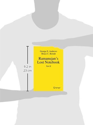 Ramanujan's Lost Notebook: Part II