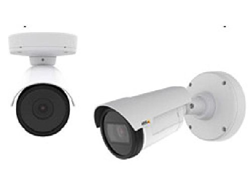 AXIS P1427-LE Compact and outdoor-ready HDTV camera for day and night surveillance, IP66-rated, varifocal 2.8-9.8 mm P-iris lens . Remote 3.5 x optical zoom and fo 6 Mm Hdtv
