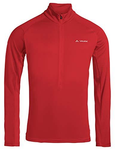 VAUDE Herren Larice II Pullover, Mars red, M