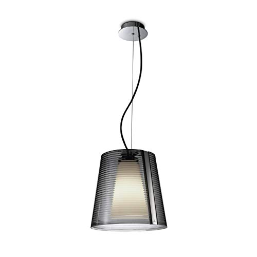LEDS-C4 Emy - luminaire pied PL E27 30 W Chrome