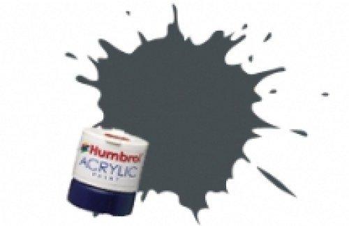 Humbrol/Acrylfarben 14 ml, dunkel grau (Matt) (HUMA032)