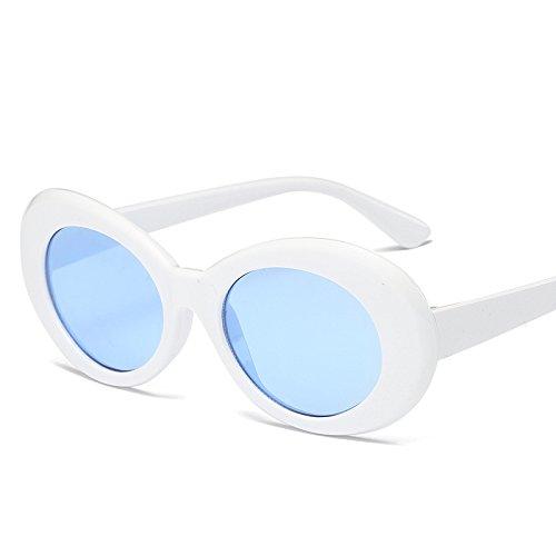 Haodou Kleine Ovale Sonnenbrille Frauen Männer Sonnenbrille Metallrahmen Gafas de Sol Vintage Sonnenbrillen