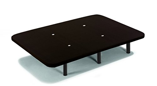 Hogar24es-Base-tapizada-con-tejido-3D-negro-y-vlvulas-de-transpiracin-6-patas-de-metal-roscadas-90x190cm