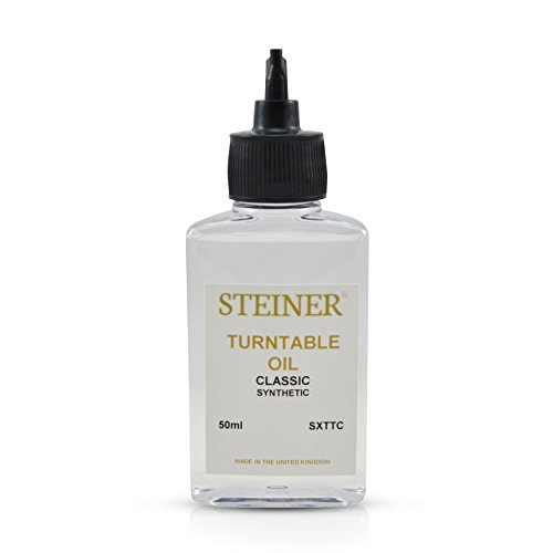 Price comparison product image Steiner Turntable Oil Classic - High Quality,  Long Lasting,  Fairly Priced