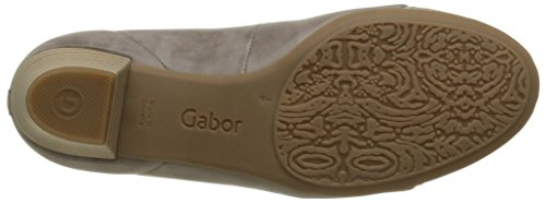 Gabor 42-142-53, Escarpins femme Gris (Torba)