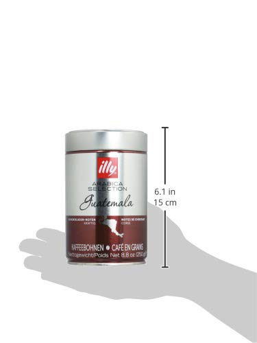 Illy Monoarabica Guatemala 250 g ganze Bohne, 2er Pack (2 x 250 g) - 3