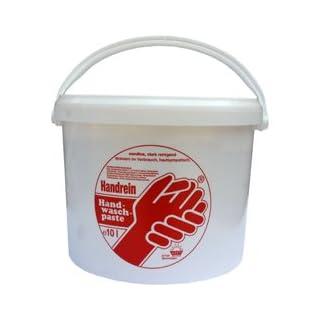 Handwaschpaste Holzmehlbasis Handrein 10 L sandlos pH-neutrale Handwaschpaste auf Holzmehlbasis