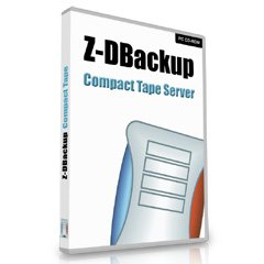 Z-DBackup Compact Tape Server - Backup Bandlaufwerk