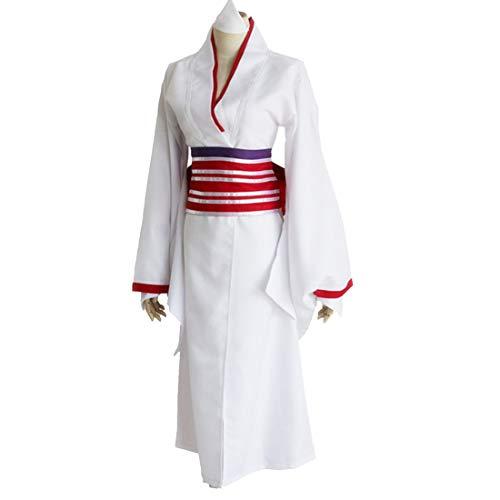 RL Noragami Nora Kimono Yukata Cosplay Kostüm Kleid Cosplay Kostüm Halloween Kostüme,Full (Noragami Nora Kostüm)