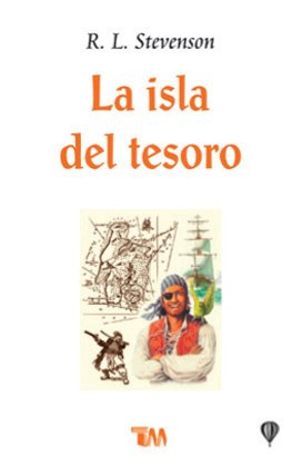 La isla del tesoro/ The Treasure Island por Robert Louis Stevenson