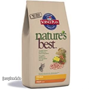 Hills Natures Best Adult Chicken Cat Food 300g from Hills