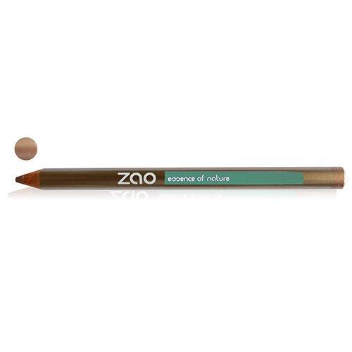 ZAO Holzstift 603 beige mit Schimmer Kajal Eyeliner Augenbrauenstift Lipliner (bio, Ecocert,...